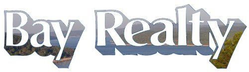 Bay Realty lake logo